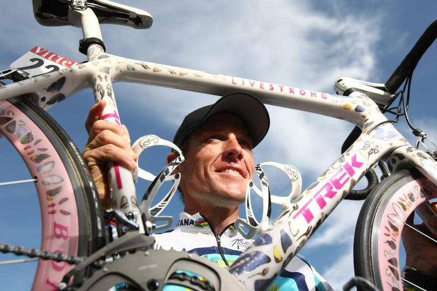 Международный союз велосипедистов, возможно, покрывал велогонщика Армстронга в применении допинга