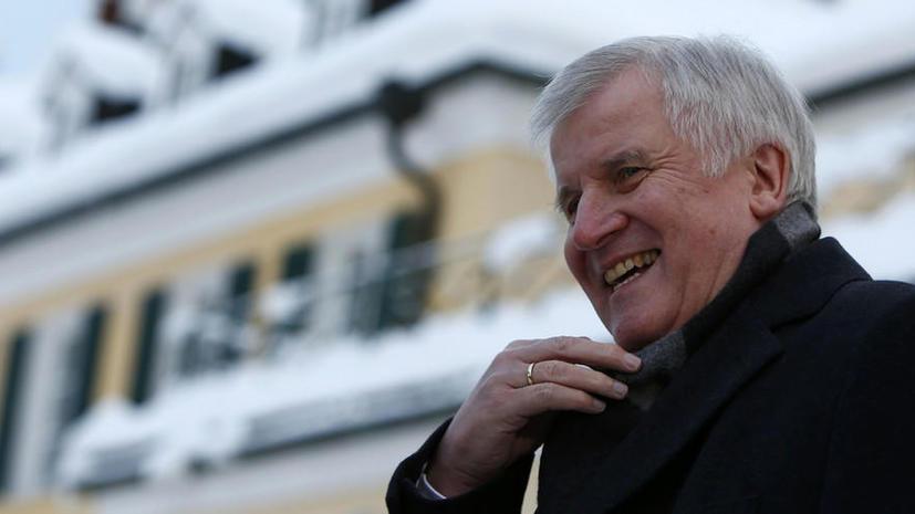 Баварский премьер в ответ на критику визита в РФ: Нужно поддерживать хорошие отношения с Москвой