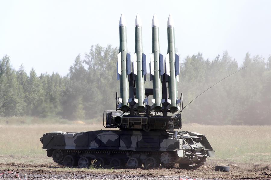 Минобороны РФ: В районе крушения малайзийского Boeing находятся 27 украинских установок «Бук-М1»