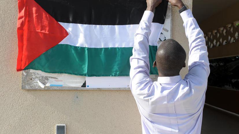 Суверенное Государство Палестина может быть создано к концу 2017 года