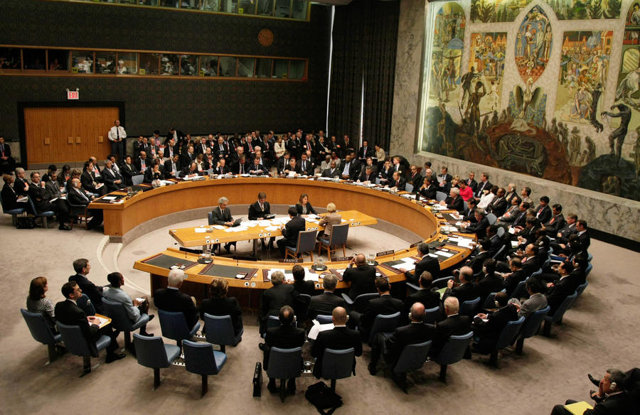 СБ ООН согласовал проект резолюции по крушению малайзийского лайнера