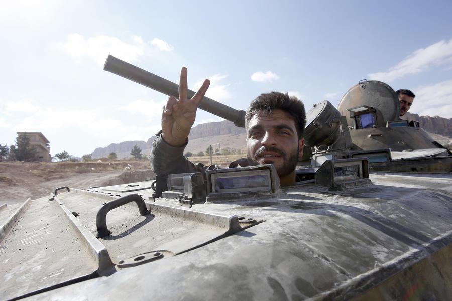 Сирийские войска уничтожили конвой «Аль-Каиды» с боеприпасами