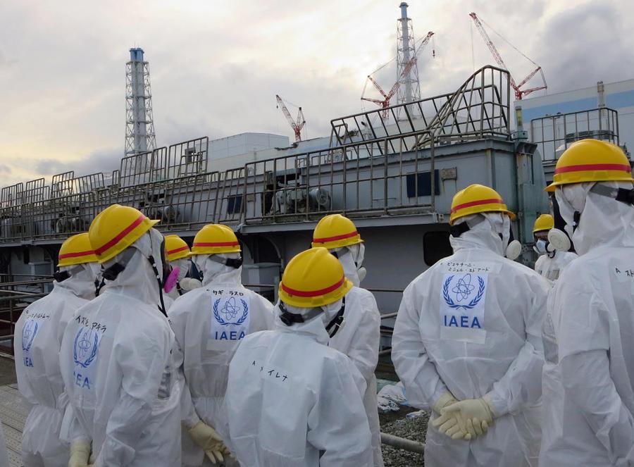 Уровень радиации на территории АЭС «Фукусима-1» почти в 8 раз превысил установленную норму