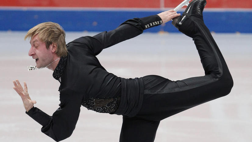 Евгений Плющенко не исключил возможность участия в следующей Олимпиаде