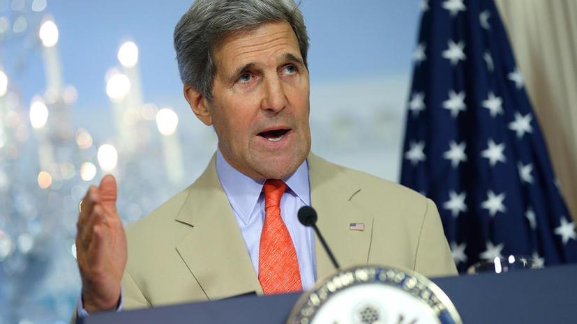 Джон Керри: Киевские власти готовы заключить двустороннее перемирие с ополченцами в ближайшее время