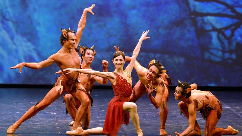 Египетские исламисты намерены лишить страну балета