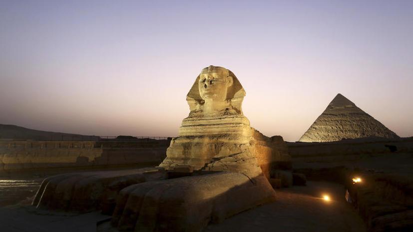 Проповедник из Кувейта и террористы ИГ призывают уничтожить египетские пирамиды и Сфинкса