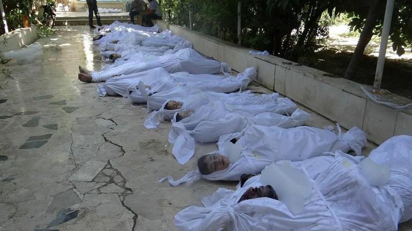 МИД РФ: оппозиция в Сирии заранее подготовила материалы для обвинения правительственной армии в химатаке