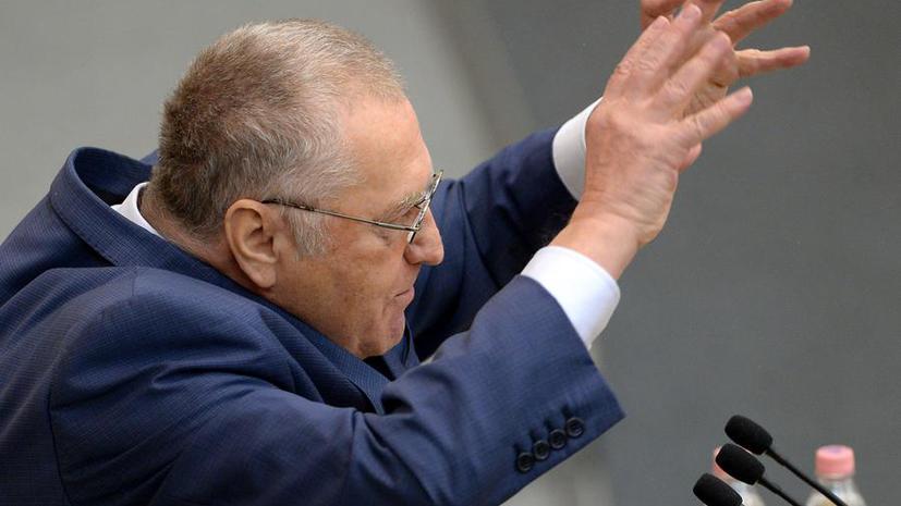 Из-за высказываний Жириновского от ЛДПР откололось чеченское отделение