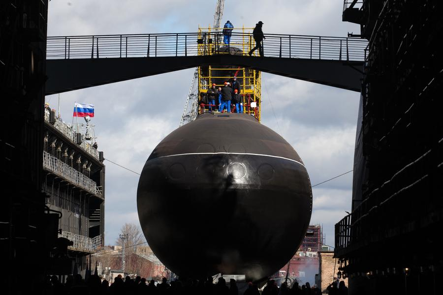 Строительство подлодок пятого поколения может начаться в России в 2020 году