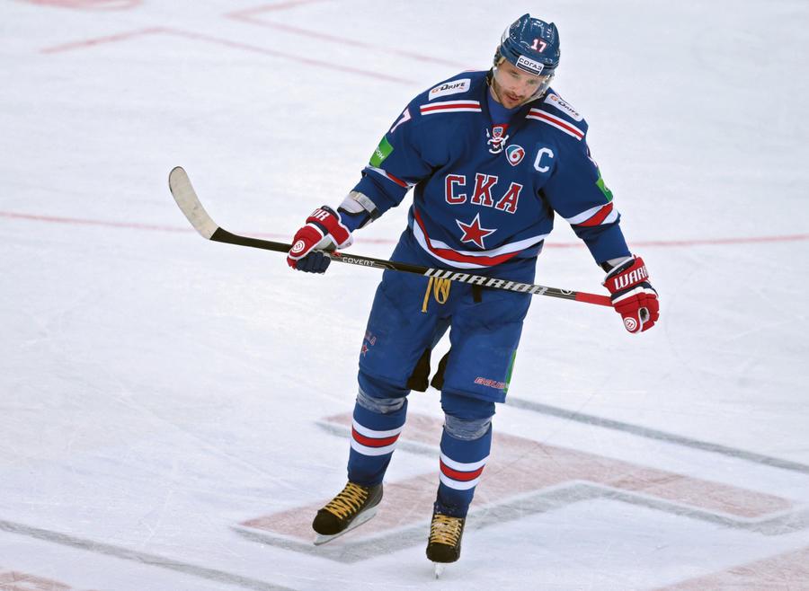 Перерыв в КХЛ: ведущие игроки едут в Сочи на Кубок Первого канала