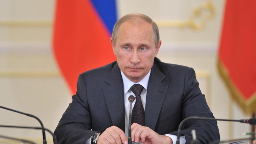 Владимир Путин: скоростную железнодорожную магистраль Москва-Казань можно продлить до Красноярска