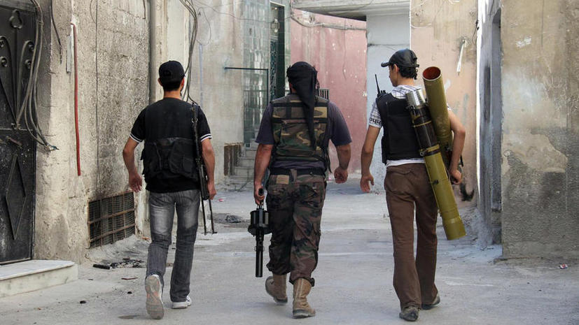 Саудовская Аравия и Катар готовы к передаче оружия сирийским повстанцам