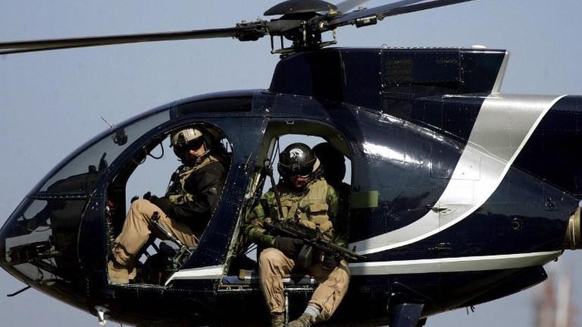 Наследие Blackwater: американских наёмников из Ирака и Афганистана приглашают на Украину