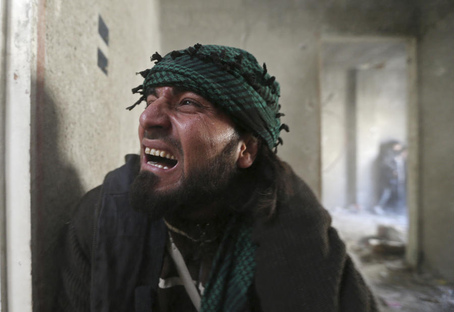 Противники Башара Асада взломали сайт полпреда президента РФ на Дальнем Востоке
