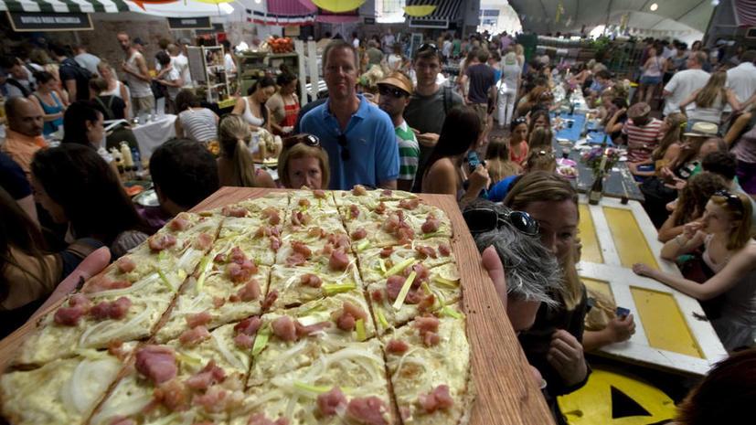 Пиццу разослали в больницы Бостона, чтобы поддержать пострадавших
