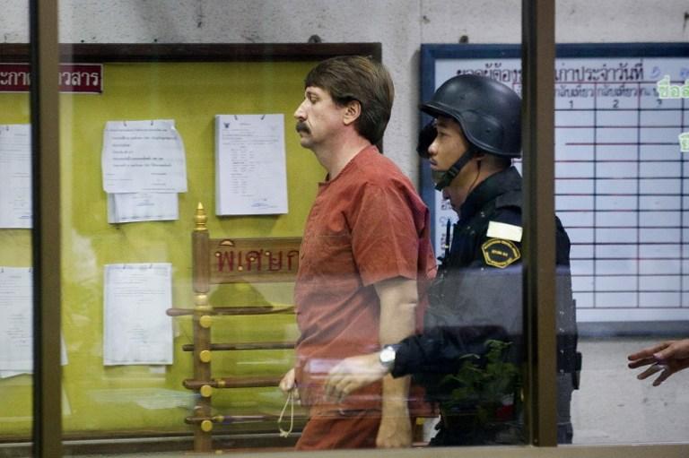 США не разрешили Виктору Буту отбывать срок в российской тюрьме