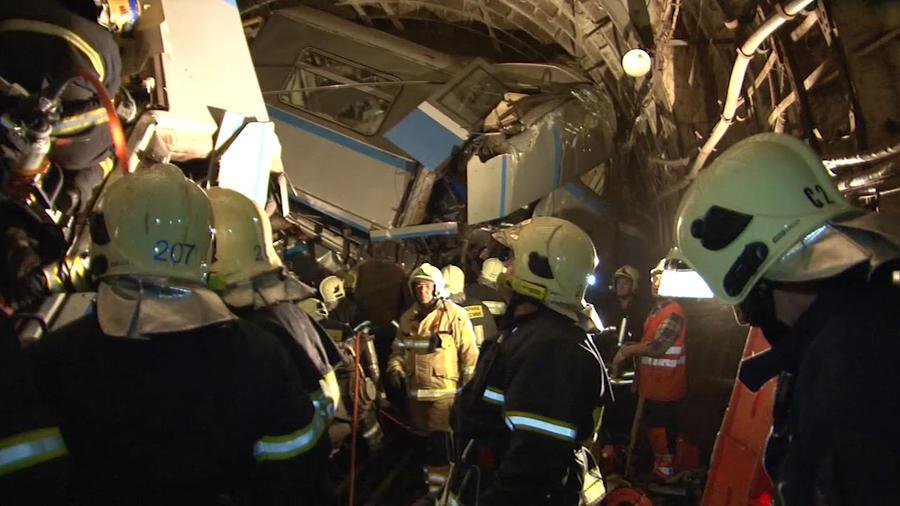 СМИ: Экспертиза опровергла основную версию июльской аварии в московском метро