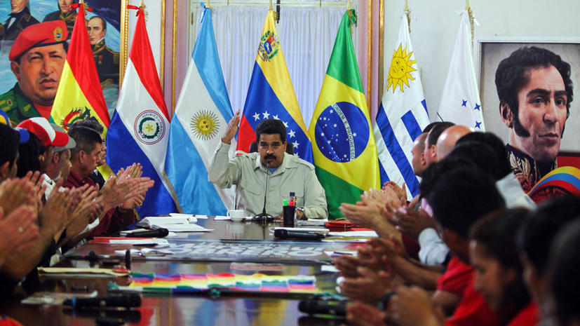 Николас Мадуро заявил о высылке трёх американских дипломатов из Венесуэлы