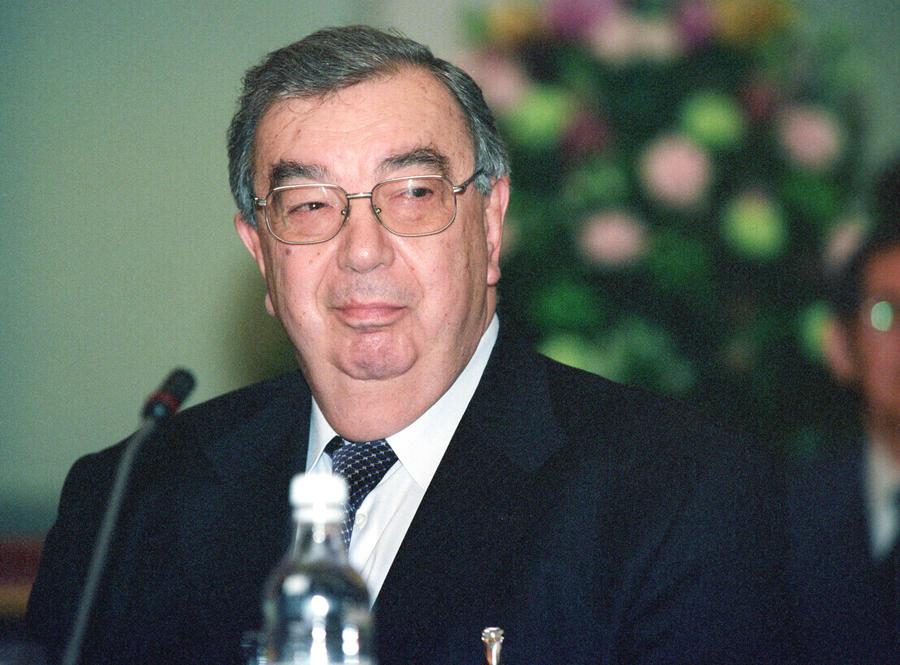 Ушёл из жизни видный политический деятель России Евгений Примаков