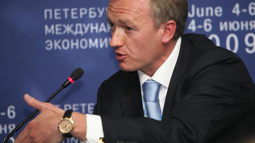 Гендиректор «Уралкалия» Владислав Баумгертнер доставлен в Москву