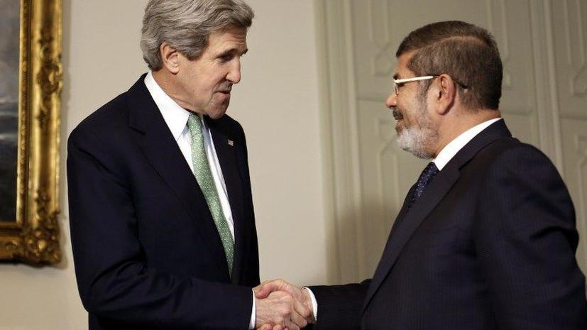 США дадут Египту в долг $190 млн.