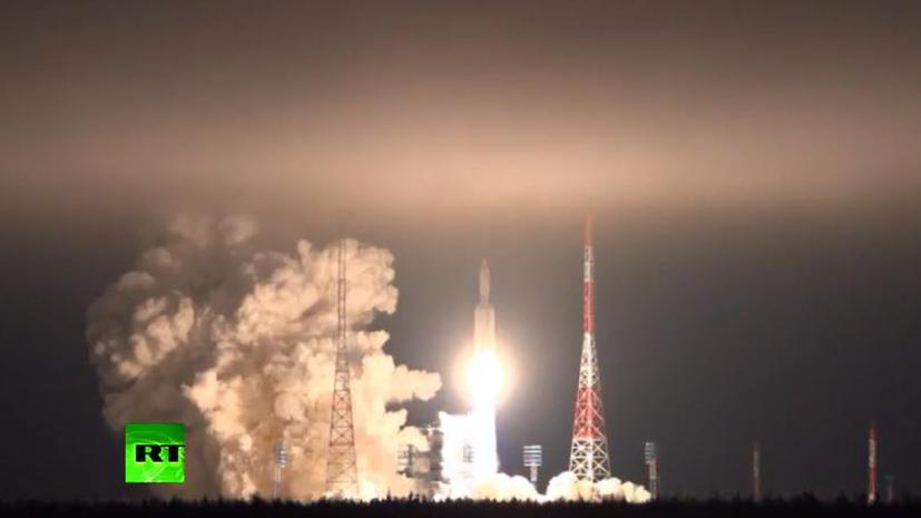 Эксперт: Ракета «Ангара» позволит России осуществлять полёты на Луну и в дальний космос