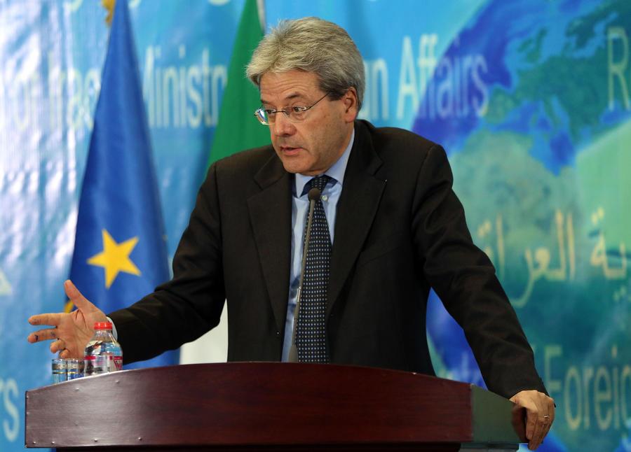МИД Италии выступил с требованием ослабить антироссийские санкции