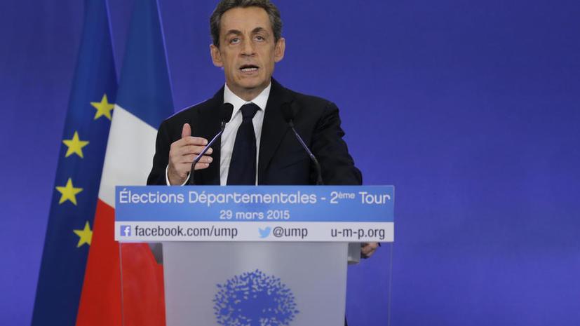 Николя Саркози: Вести переговоры с Владимиром Путиным можно и нужно