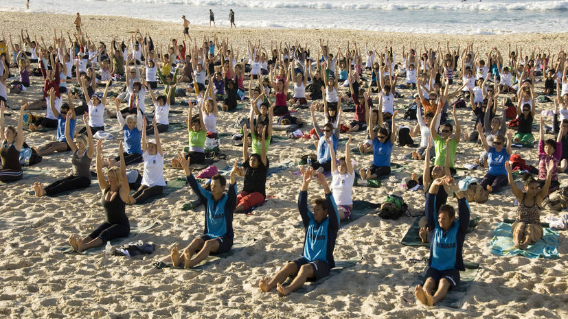 В США могут запретить занятия фитнесом на открытом воздухе