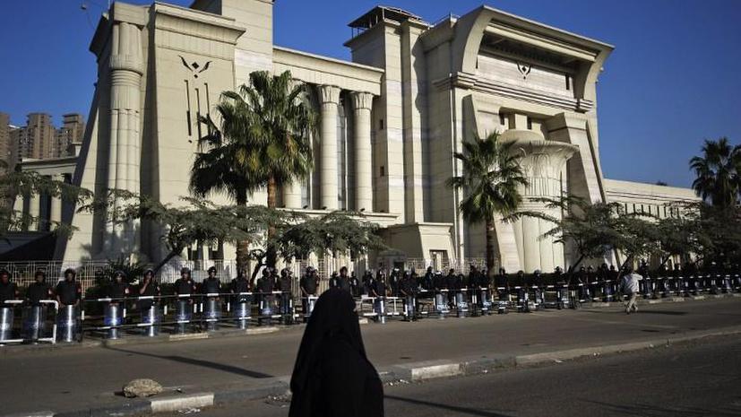 Египетские юристы начинают процесс изменения Конституции