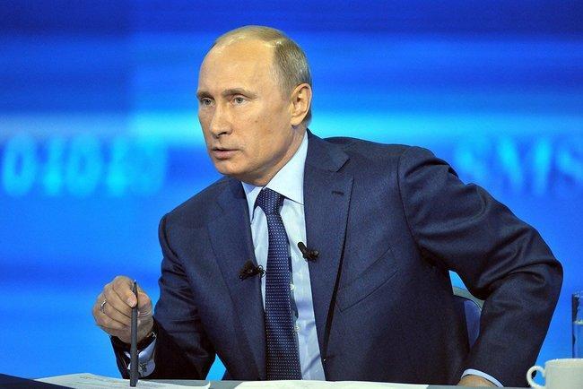 Владимир Путин заявил Бараку Обаме о контрпродуктивности санкций в двусторонних отношениях