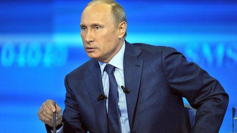 Кремль: Встреча Путина и Порошенко пока не прорабатывается