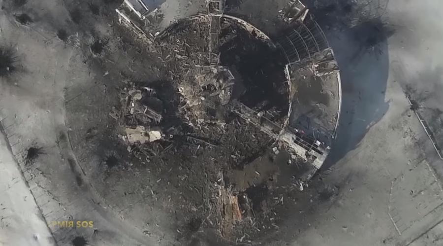Потерю Донецкого аэропорта признали и на Украине