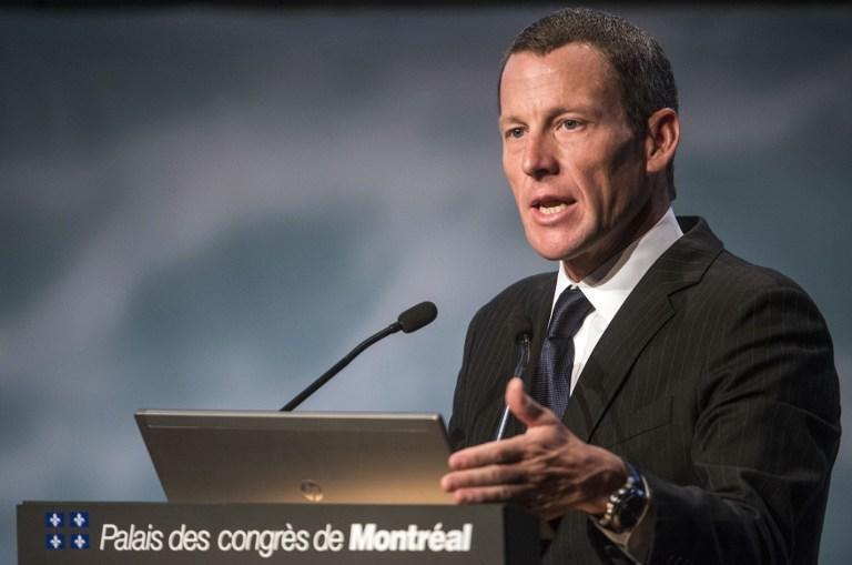 Американское правительство подало в суд на велогонщика Лэнса Армстронга