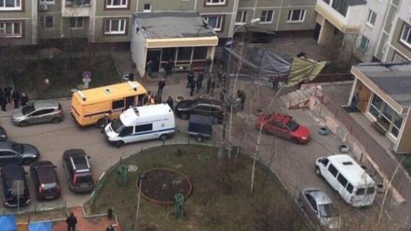 Робот-сапёр разминировал жилой дом на юге Москвы