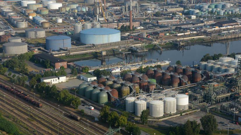 Санкции против России ударят по рабочим местам в Германии