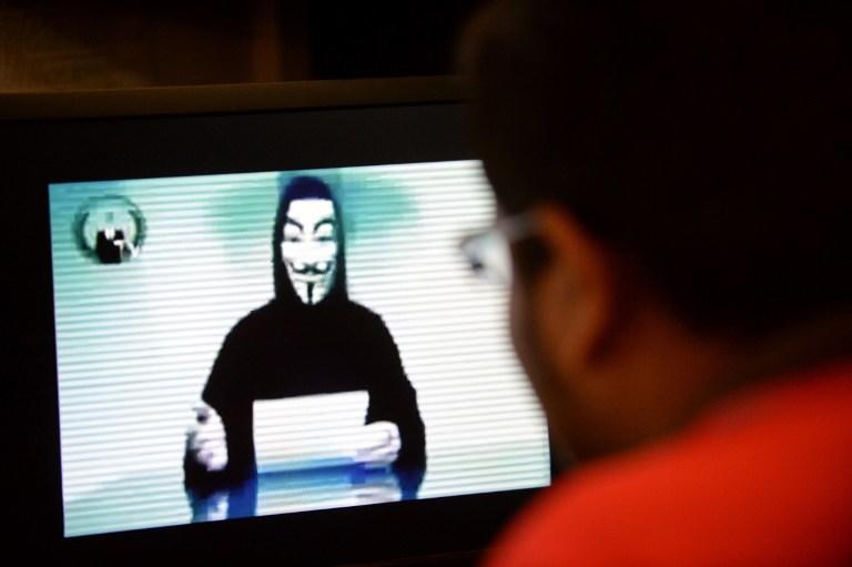 ФБР: Anonymous похитили секретную информацию американского правительства