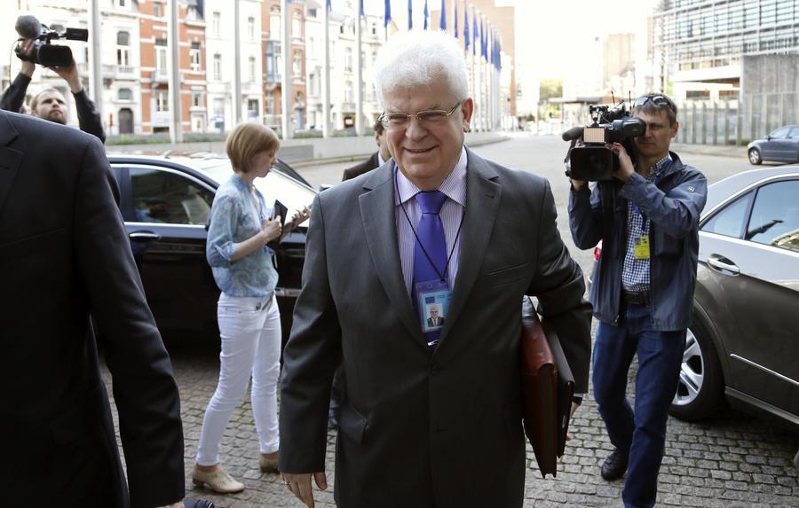 Владимир Чижов: РФ будет следить за выводом из зоны украинского конфликта его иностранных участников