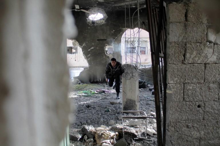 Угроза национальной безопасности: ФБР беспокоят американцы, воюющие в Сирии