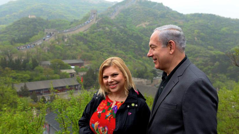 Биньямин Нетаньяху увеличил траты из госбюджета на себя и жену