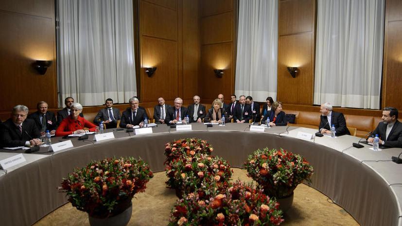 Иран: Позиция Франции подрывает доверие Тегерана к «шестёрке»