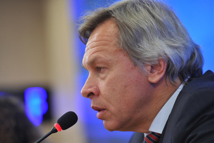 Алексей Пушков: Военная операция против Сирии уже предопределена