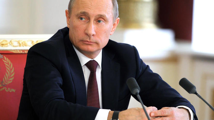 Владимир Путин поручил разработать закон о предоставлении гражданства России соотечественникам