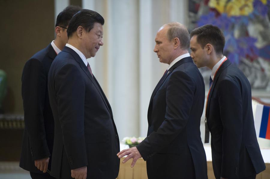 СМИ: Дружба России и Китая для США хуже холодной войны