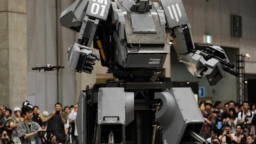 Демографические проблемы Китая решат промышленные роботы