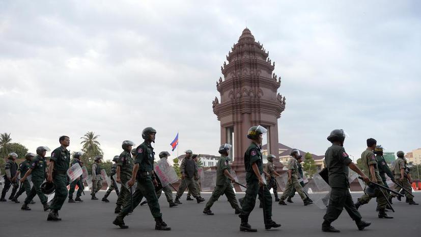Сергея Полонского в Камбодже ждёт арест