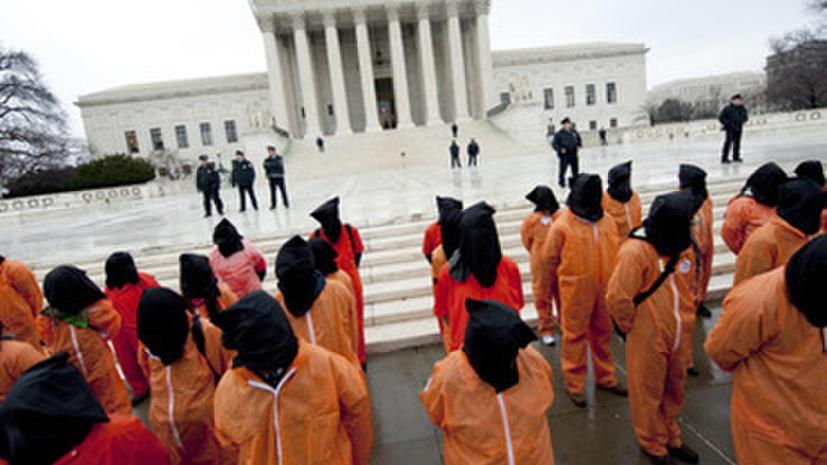 Суд поддержал право властей США задерживать людей без обвинений