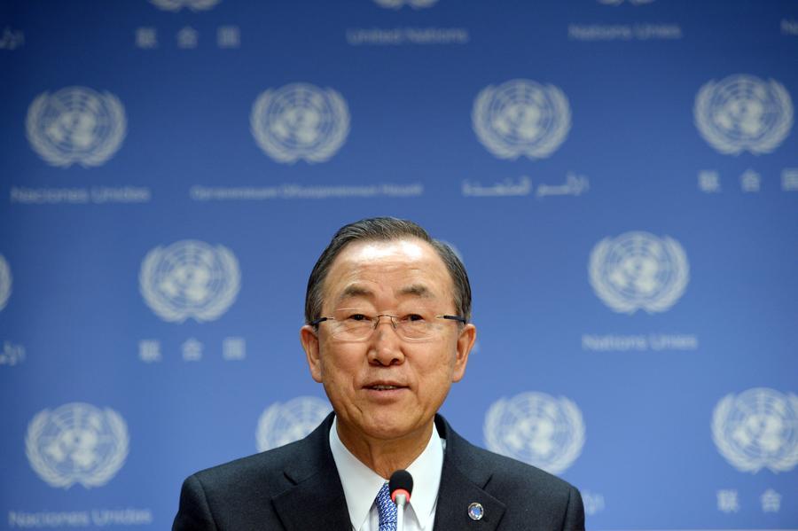 Пан Ги Мун: Бессилие ООН в Сирии позорит честь мирового сообщества