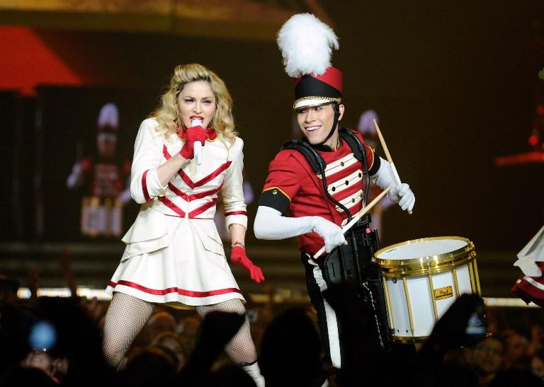 Суд Санкт-Петербурга признал Мадонну невиновной